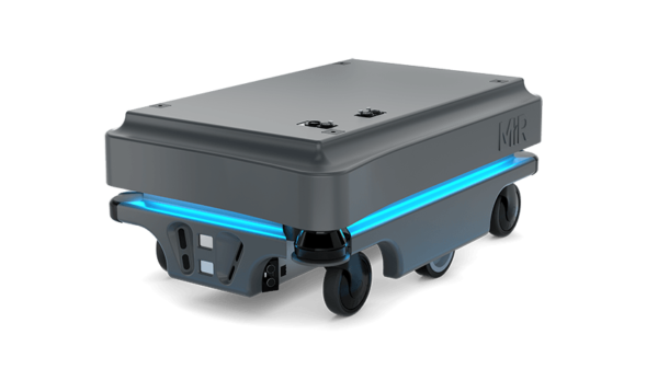 MiR 200 Automated Guided Vehicle Mobile Industrial Robots