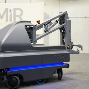 MiRHook 200 Automated Guided Vehicle Mobile Industrial Robots