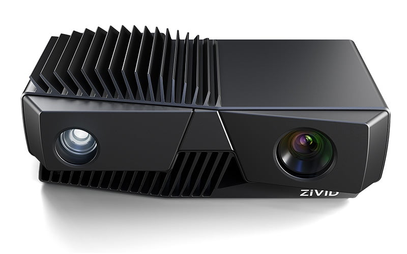 Zivid One Plus Medium   3D Visionssystem for Robot & Automation
