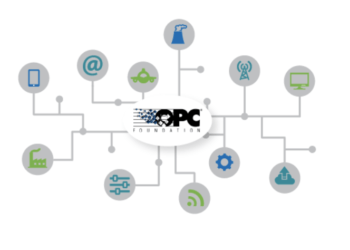 OPC UA integrates Panda in an industrial environment