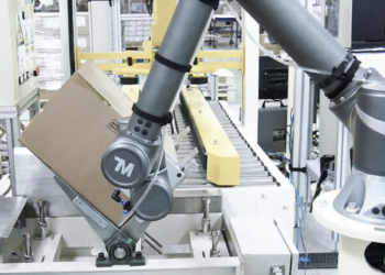 Cobots in the packaging industry