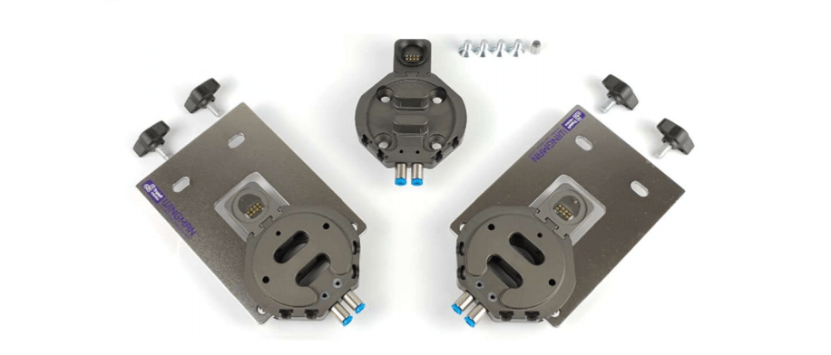 Two-way automatic kit, built-in pneumatic + electric module